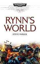 Rynn's World (Space Marine Battles), By Parker, Steve,in Used but Acceptable con