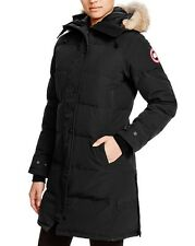 2016 Canada Goose Women's Shelburne  Parka Coat Jacket Navy  size S $775 NEW