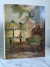 Catalogue de vente  Art nouveau Tableaux de l'époque 1900 13 Décembre 1970