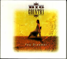 BIG COUNTRY You Dreamer 3UNRELEASE CD Single ALICE COOPER Willie Nelson LOU REED