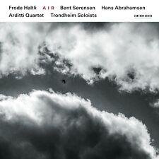FRODE/TRONDHEIM SOLOISTS/ARDITTI QUARTET HALTLI-AIR  CD NEU SORENSEN/ABRAHAMSEN