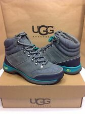 UGG AUSTRALIA GANNET SNOW HIKING BOOT 200 G THINSULATE WP RARE STYLE 7 US WOMENS