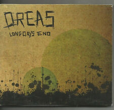Long Days End by Dreas CD Heardrums Downtempo Instrumental Hip Hop