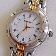 Excellent Ladies Daniel Mink White Dial Quartz Watch