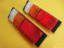 """I/S BEDFORD CHEVROLET LUV CHEVY KB PICK UP TRUCK MINI TAILLIGHT """"2PCS""""   (si)"""