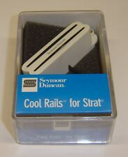Seymour Duncan COOLRAILS Fender Strat Stratocaster Hum Free Blues Neck Pickup