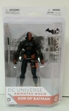 DC Universe Animated Movie Son of Batman Deathstroke Action Figure NM New