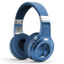 Bluedio ht (shooting brake) sans fil bluetooth 4.1 casque stéréo bleu