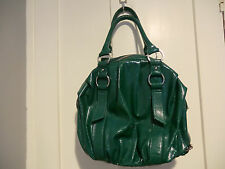 Green bubble bag