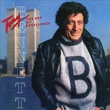 Tony Bennett - Art Of Excellence [CD New]