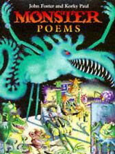 Monster Poems, John Foster