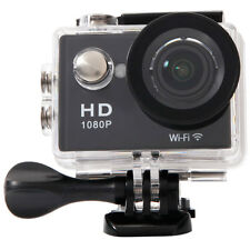 12MP WIFI Waterproof Sports Camera Travel Kit Action DV 1080P Full HD Cam Set