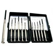 11pc Micro Precision Screw and Screwdriver Set