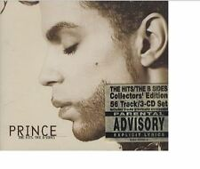Prince The Hits/The B-Sides 56 Tracks 3 Cd's Collectors Edition