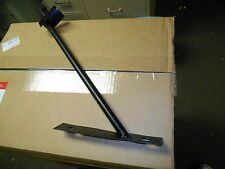 1969 1970 FORD MUSTANG FRONT BUMPER BRACKET OUTER LEFT HAND NICE USED ORIGINAL