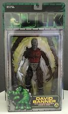 The Hulk Movie 2003 - David Banner With Interchangable Arms & Legs Toybiz Marvel