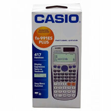 Casio FX-991ES PLUS Scientific Calculator 3 Year Warranty