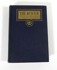 THE ROVER by Joseph Conrad; Assumed 1st US Edition; Antique Hardcover 1923