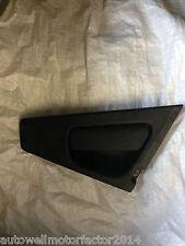 2013 MK4 1.5 DCI 5DR RENAULT CLIO DRIVERS REAR EXTERIOR DOOR HANDLE BLACK