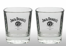 Jack Daniels Glass X 2 New