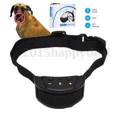 Electric Anti Bark No Stop Barking Tone Shock Training Collar for Small Pet Dog