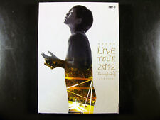 JPOP Concert Ayaka LIVE TOUR 2012 - The beginning DVD