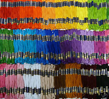 Iris Pearl Cotton Floss #5 - Lot of 150 SKEINS - 28  Colors, 10 Yards Each!