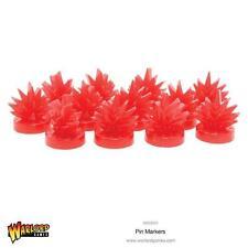 Warlord Games puertas de Antares/acción Perno nuevo Y En Caja Pin marcadores WG-999000001