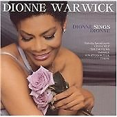 "DIONNE WARWICK-""Dionne Sings Dionne(1998)""-WALK ON BY-SAY A LITTLE PRAYER-NEW CD"