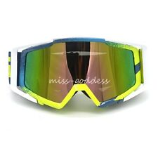 Motocross Goggles Dirt Bike ATV Motorcycle Ski Glasses Motor Gafas UV Protection