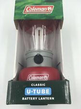 "(New in Box) Coleman Personal Size Classic U-Tube 8"" Lantern 4 D Cell 5328-700"