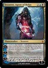 TEZZERET, AGENT OF BOLAS Mirrodin Besieged MTG Gold Planeswalker MYTHIC RARE