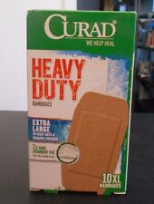 Curad Extreme Hold, X-Large, 2 Inches X 3 3/4 Inches, 10 Count 1 box