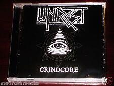 Unrest: Grindcore CD 2015 Dark Descent / Unspeakable Axe Records UAR014 NEW