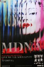 Madonna Poster, Give me all Your Luvin'  (P8)
