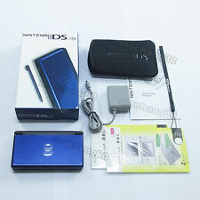 BlackBlue Nintendo DS Lite HandHeld console System+gift
