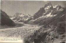 CPA  Charmonix  -Mer de Glace et Chemin de fer du Montenvers   (173260)