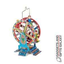 TIN FERRIS WHEEL BASED ON PENNY TOYS classic retro collectors gift novelty adult