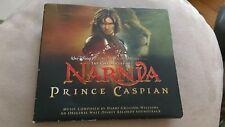 Walt Disney The Chronicles Of Narnia Prince Caspian CD Harry Gregson Williams