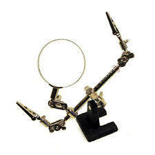 Helping Hands Hobby Tool - Cra Foot Magnifying Glasses