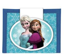 Disney Frozen blau Geldbörse Portemonnaie Geldbeutel Urlaub Eiskönigin Elsa NEU