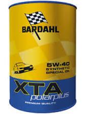 BARDAHL XTA POLARPLUS 5W40 Olio motore 100% SINTETICO 3 LITRI SPEDIZIONE IN 24h