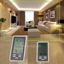 Digital LCD Indoor/Outdoor Thermometer Hygrometer Meter Temperature Humidity New