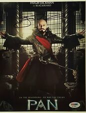 "Hugh Jackman Signed 8x10 photo from ""Pan"" PSA/DNA COA"