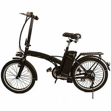 """20"""" 250W Folding Electric Bike Ebike Mountain Bicycle with Lithium Battery"""
