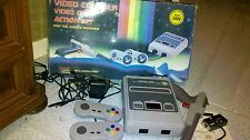 Retroconsole  super com action set clone nintendo nes compatibile