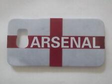 Arsenal Galaxy S6 cas-St George drapeau avec le mot Arsenal écrit par