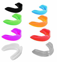 Senshi Japan Gum Shield Mouth Guard Rugby MMA Martial Arts Hockey Sports Boxing