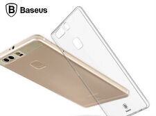 BASEUS Huawei P9 Plus Ultra Thin Clear Soft Silicone TPU Transparent Case Cover
