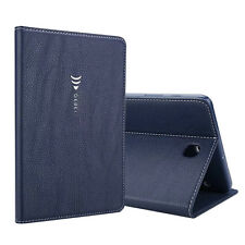 """Folio Leather Smart Case Cover for Samsung Galaxy Tab S2 8.0"""" /9.7"""" T710 /T810"""